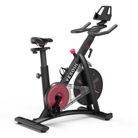 599 99 yesoul s3 belt drive spinning bike cycling exercise fitness bike