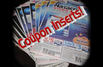 Coupon Inserts Main Photo