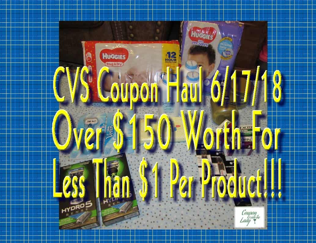 CVS DEALS AND STEALS! ~ Coupon with the Lady!