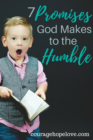 7 Promises God Makes to the Humble
