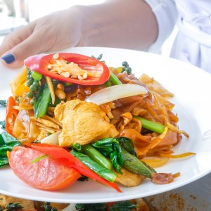 san diego, california take a thai cooking class