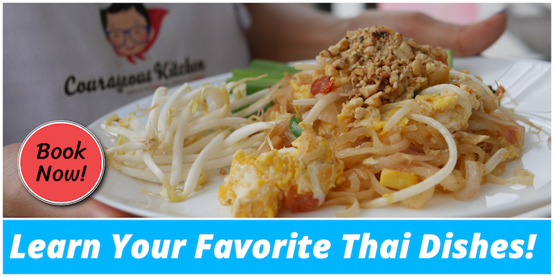 Book a Thai Cooking Class in Bangkok!