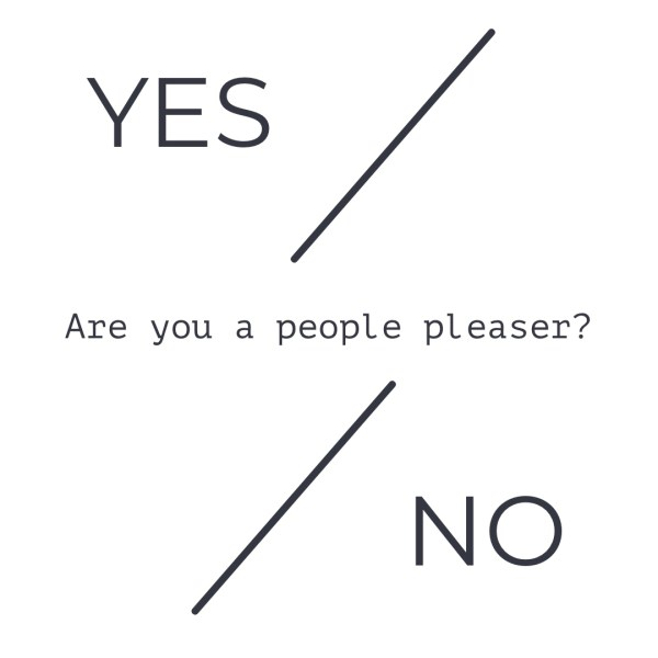 Are you a people people pleaser picture