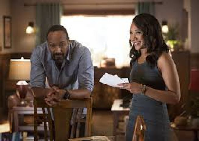 Image result for joe and iris west