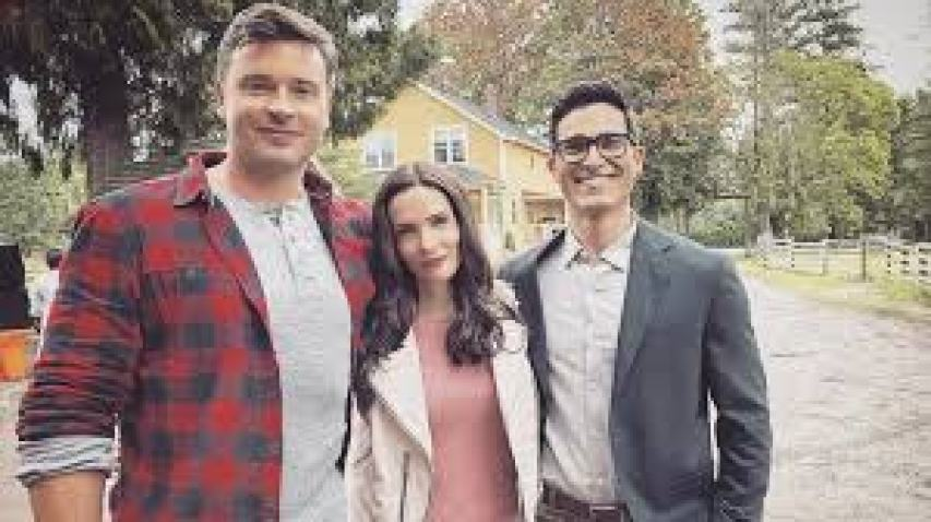 Image result for elizabeth tulloch tom welling