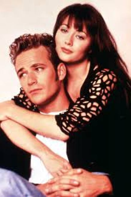 Image result for dylan and brenda 90210