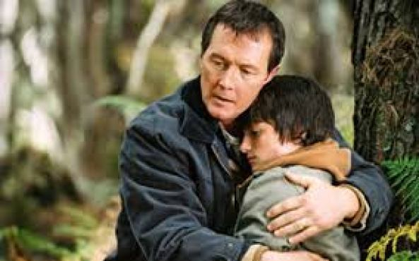 Image result for jess and his father bridge to terabithia