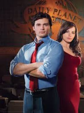 Image result for clark and lois smallville