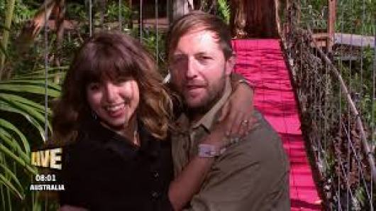 Image result for andrew maxwell im a celeb