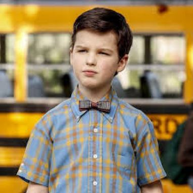 Image result for sheldon cooper young sheldon