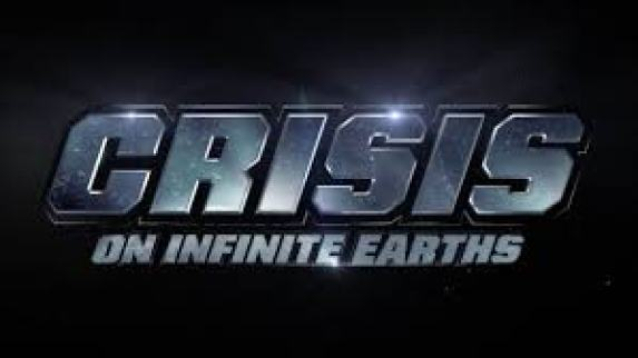 Image result for crisis on infinite earths logo