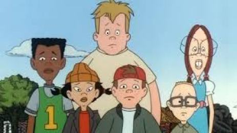 Image result for the recess gang