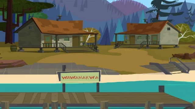 Total Drama Camp Wawanakwa