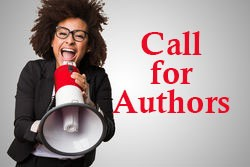 CALL FOR AUTHORS: SUBMIT YOUR BOOKS TODAY!