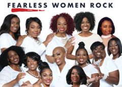 Dr. Missy Johnson:  Fearless Women Rock Courageous Women Find Strength in the Storm