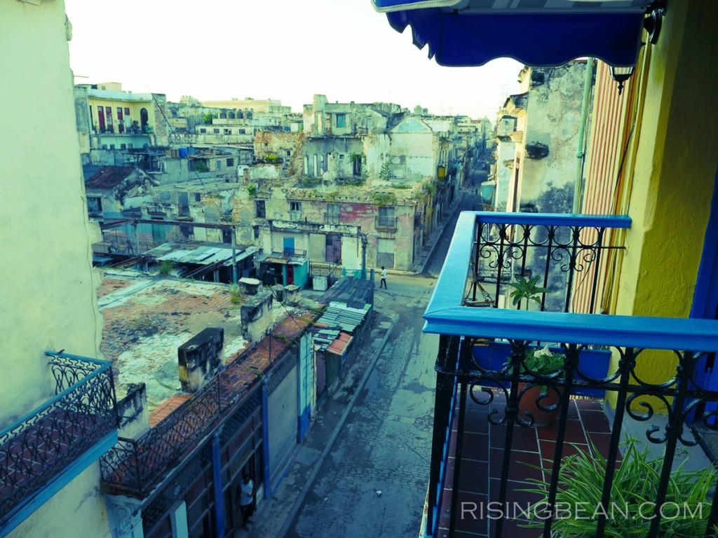 Cuba Casa Particulare View