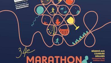 34th Marathon Du Medoc 波爾多紅酒馬第34屆主題確定