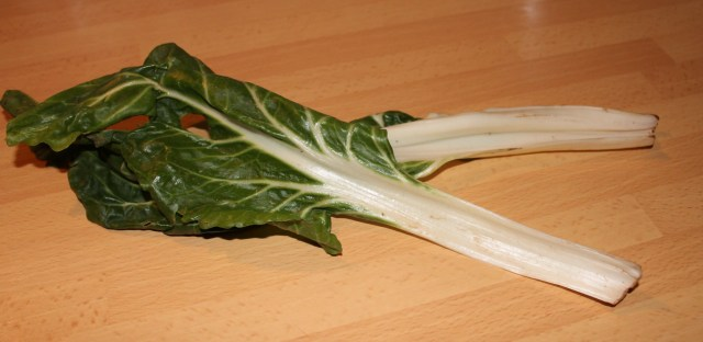 La blette (ou bette)