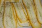 courgette crue