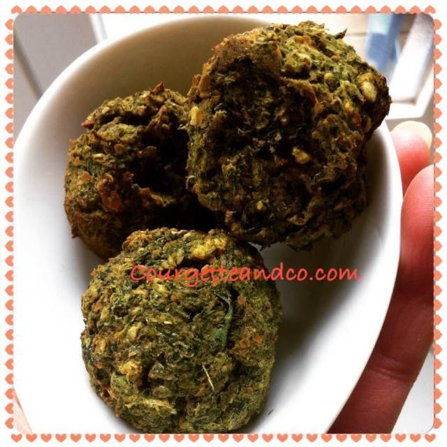 Boulettes végétales au chou Kale