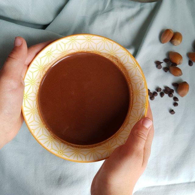 chocolat chaud 100% maison