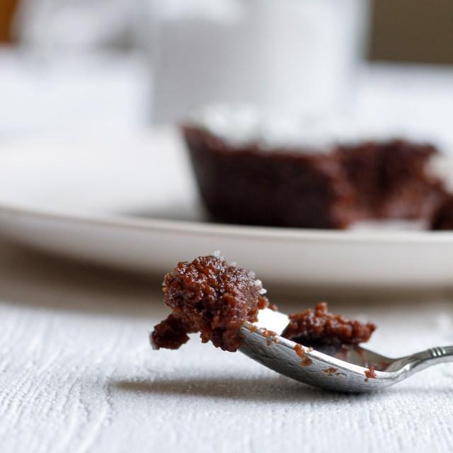 Muffins coulants au chocolat