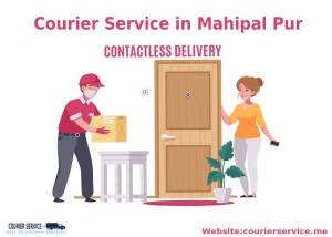 Courier Service in Mahipal Pur