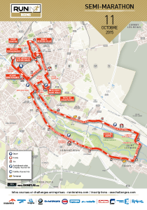Semi-marathon de REIMS - 2015