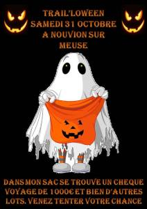 Trail'Loween 2015