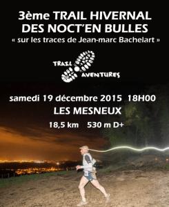 Noct'en bulles - Affiche