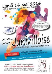La JUNIVILLOISE - 2016