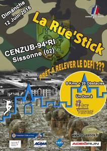 La RUE'STICK - 2016