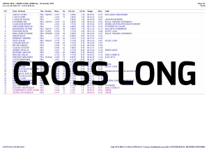 Cross long