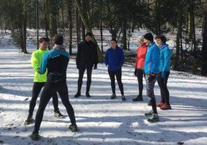 Yoga pour runner en hiver