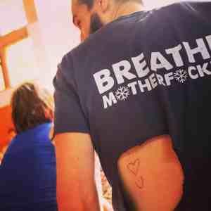 Damien Eissen : respire