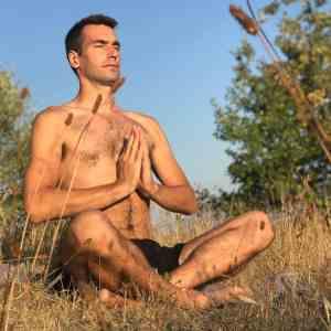 Damien Eissen et la méditation