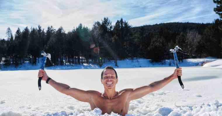 Jean-François Tual, Icemind : Le froid m'a sauvé !