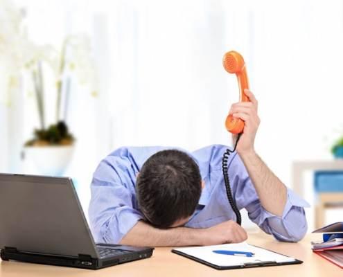 Zelfsturende teams leveren stress op