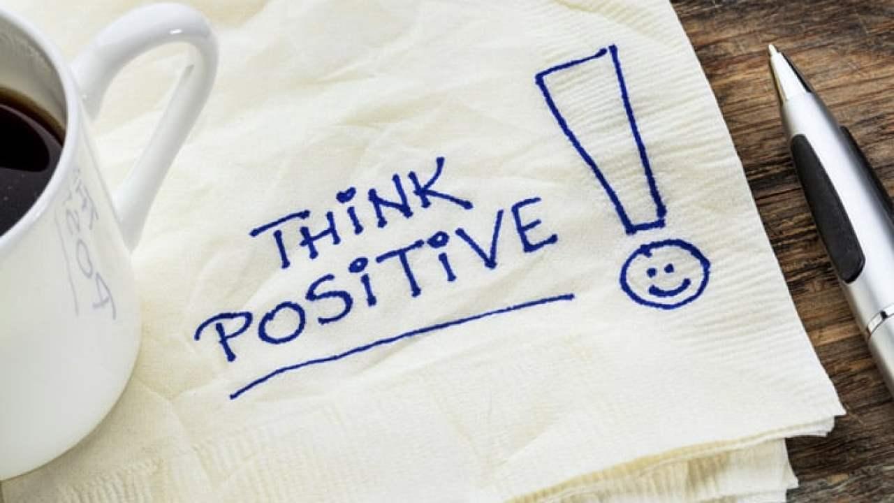 Positief denken is eigenlijk heel makkelijk | COURIUS