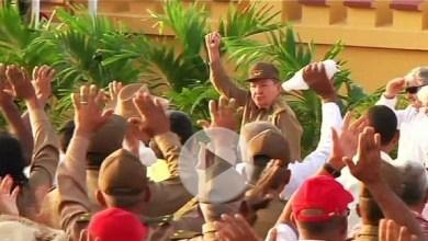 Photo of Cuba célèbre les 60 ans du début de la révolution