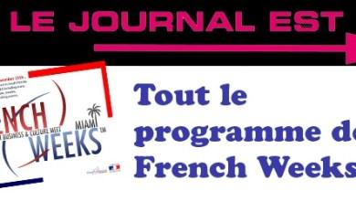 Photo of Les French Weeks c'est jusqu'au 15 novembre !