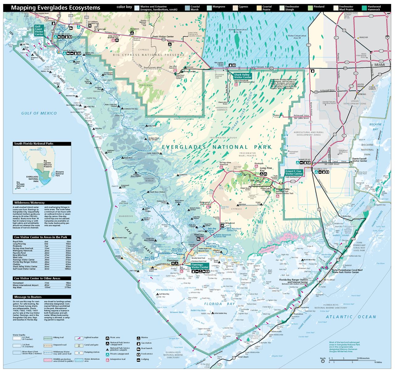 everglades-carte