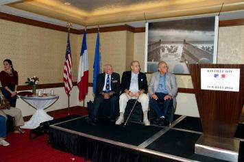 réception consulaire 14 juillet 2014