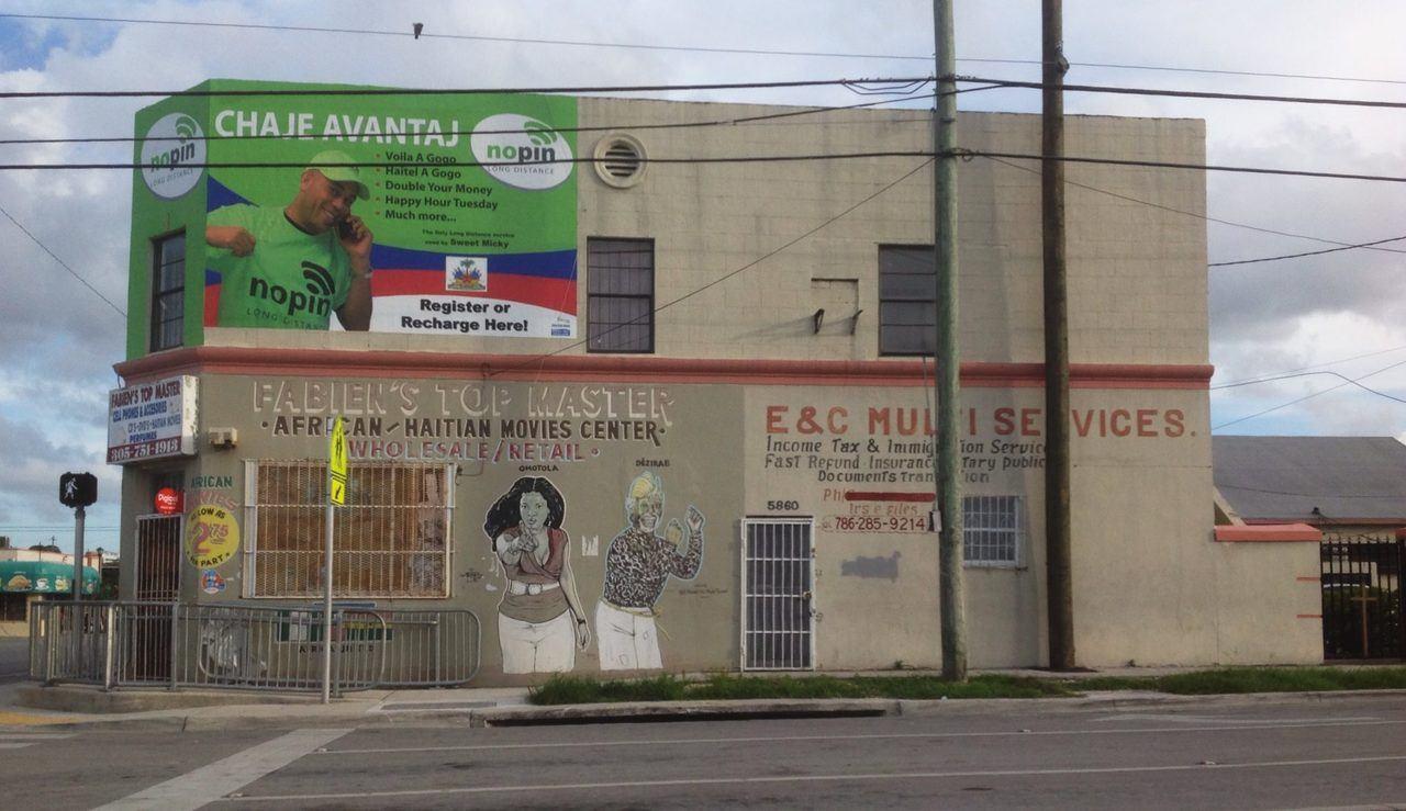haïtienne datant de Miami lignes drôles pour les rencontres en ligne