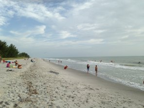 Plage de Captiva Island - Floride