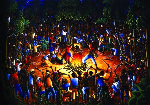N'hésitez pas à découvrir les magnifiques peintures d'André Lormil comme celle ci-dessus.