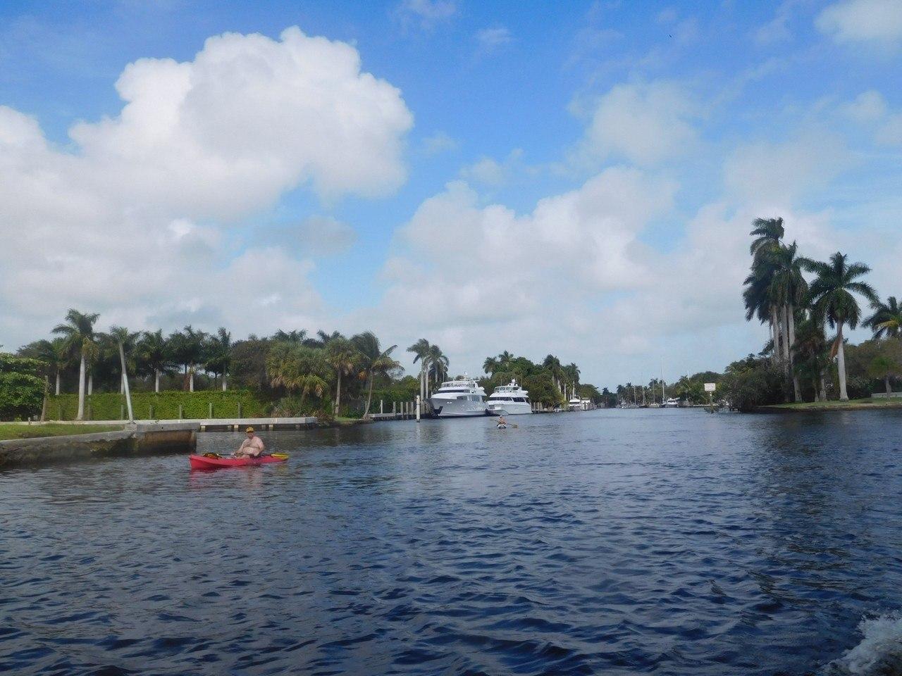 Rivières de Fort Lauderdale