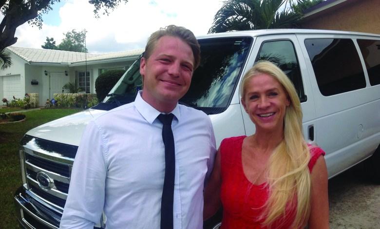 Ariane Navettes Transport Floride