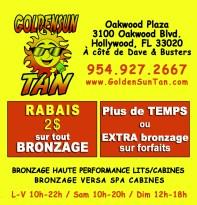 Bronzage en Floride