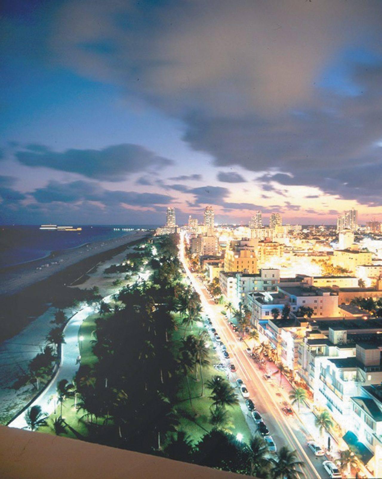 plages en Floride